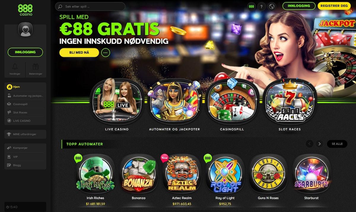 Mini mobile casino