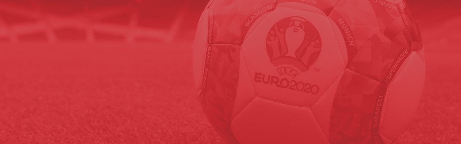 Euros 2021 header image